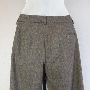 Banana Republic Pants - Banana Republic Brown Wool Martin Fit Dress Pants